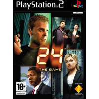 PS2 24 The Game (no manual)