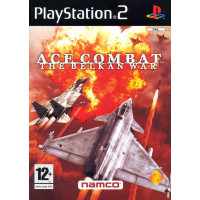 PS2 Ace Combat The Belkan War (without cover!)