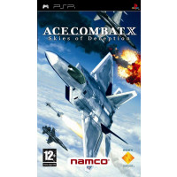 PSP Ace Combat X Skies of Deception
