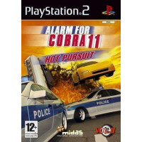 PS2 Alarm for Cobra 11 Vol.2 Hot Pursuit