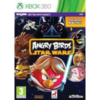 XBOX 360 Angry Birds Star Wars (no manual)