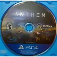 PS4 Anthem (only disc)