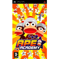 PSP Ape Academy (no manual)