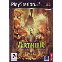 PS2 Arthur And The Invisibles