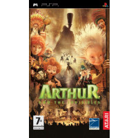 PSP Arthur and the Invisibles (no manual)