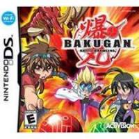 DS Bakugan Battle Brawlers (AMERICAN VERSION)