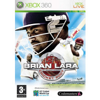 XBOX 360 Brian Lara International Cricket 2007 (no manual)