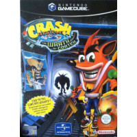 Gamecube Crash Bandicoot The Wrath of Cortex