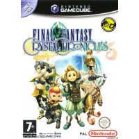Gamecube Final Fantasy Chrystal Chronicles