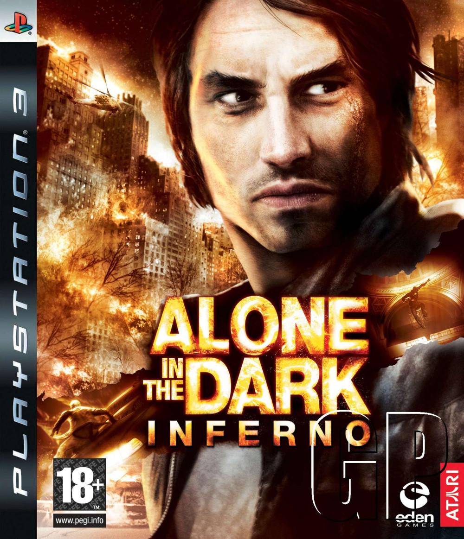 PS3 Alone in the Dark Inferno