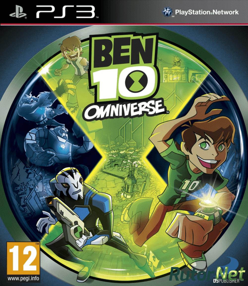 PS3 BEN 10 OMNIVERSE