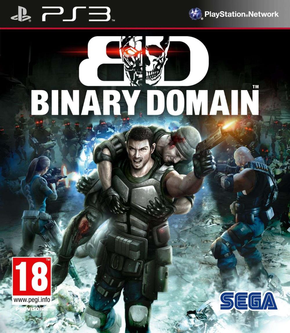 PS3 BINARY DOMAIN