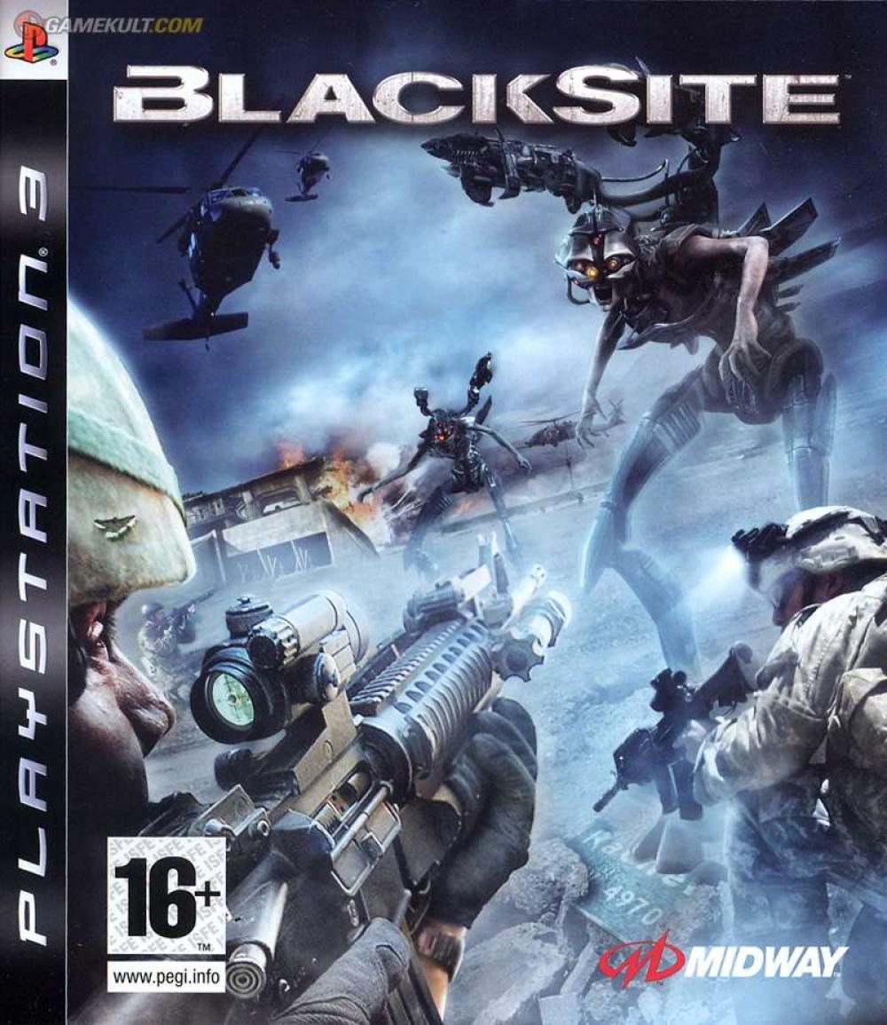 PS3 Blacksite