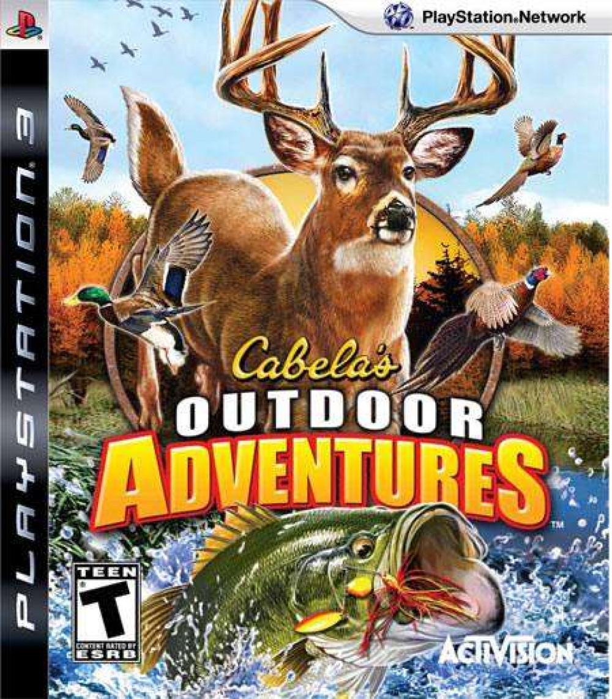 PS3 Cabela's Outdoor Adventures