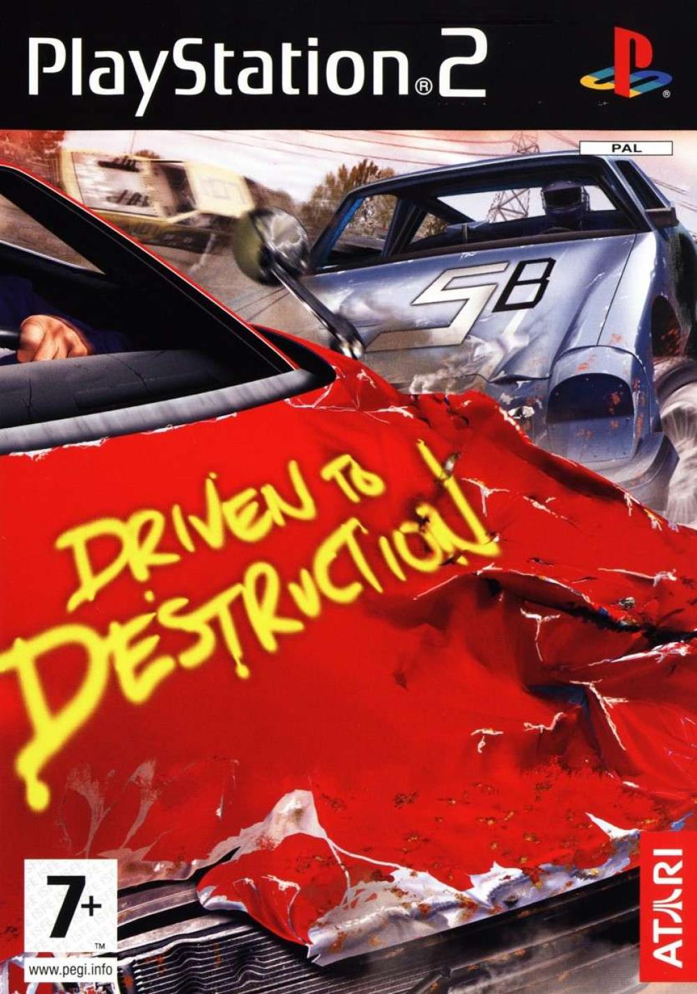 Driven To Destruction PS2