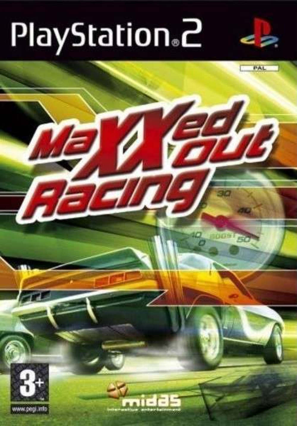 Maxxed Out Racing PS2