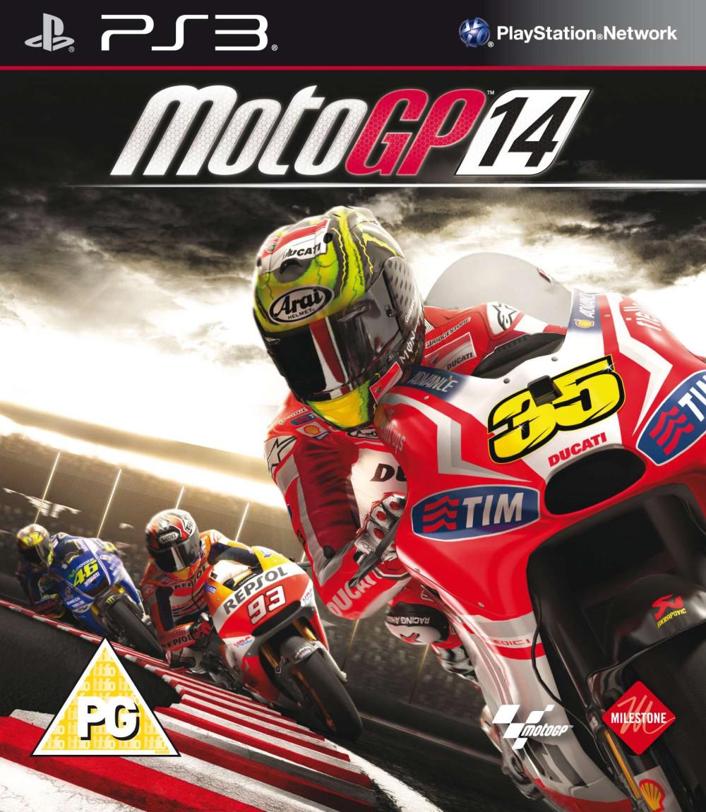 PS3 MotoGP 14