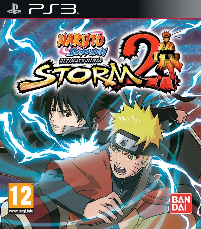 PS3 Naruto Shippuden: Ultimate Ninja Storm 2
