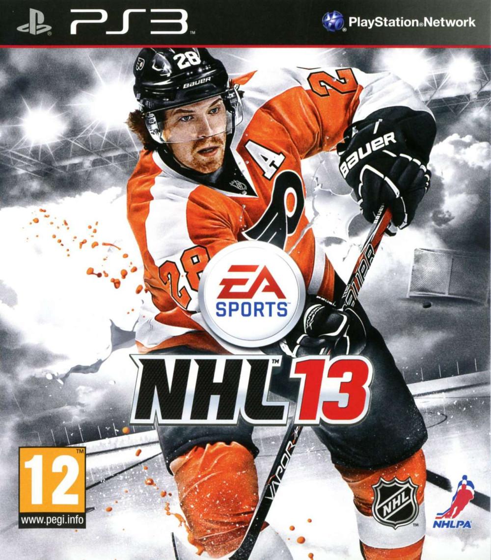 PS3 NHL 13
