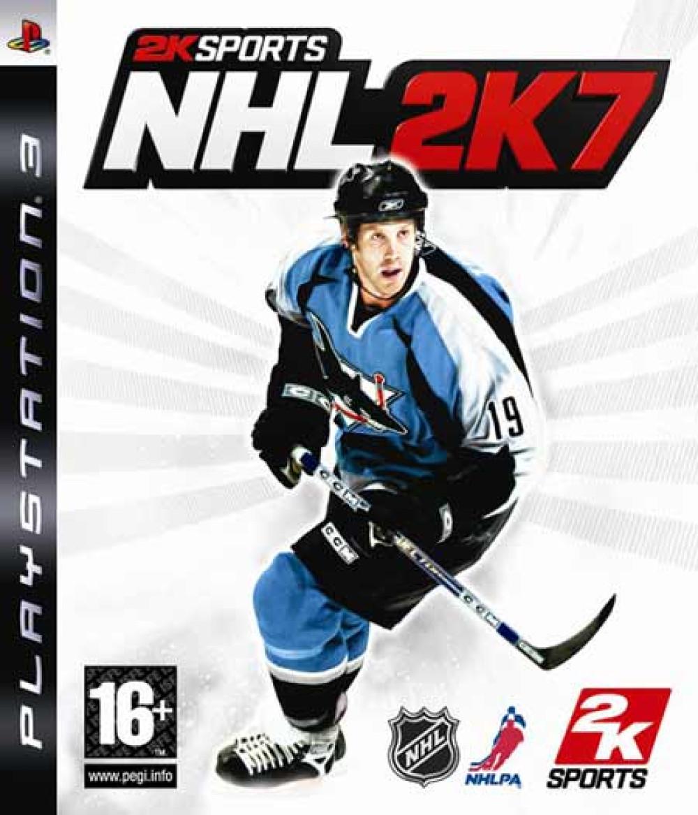 PS3 NHL 2K7