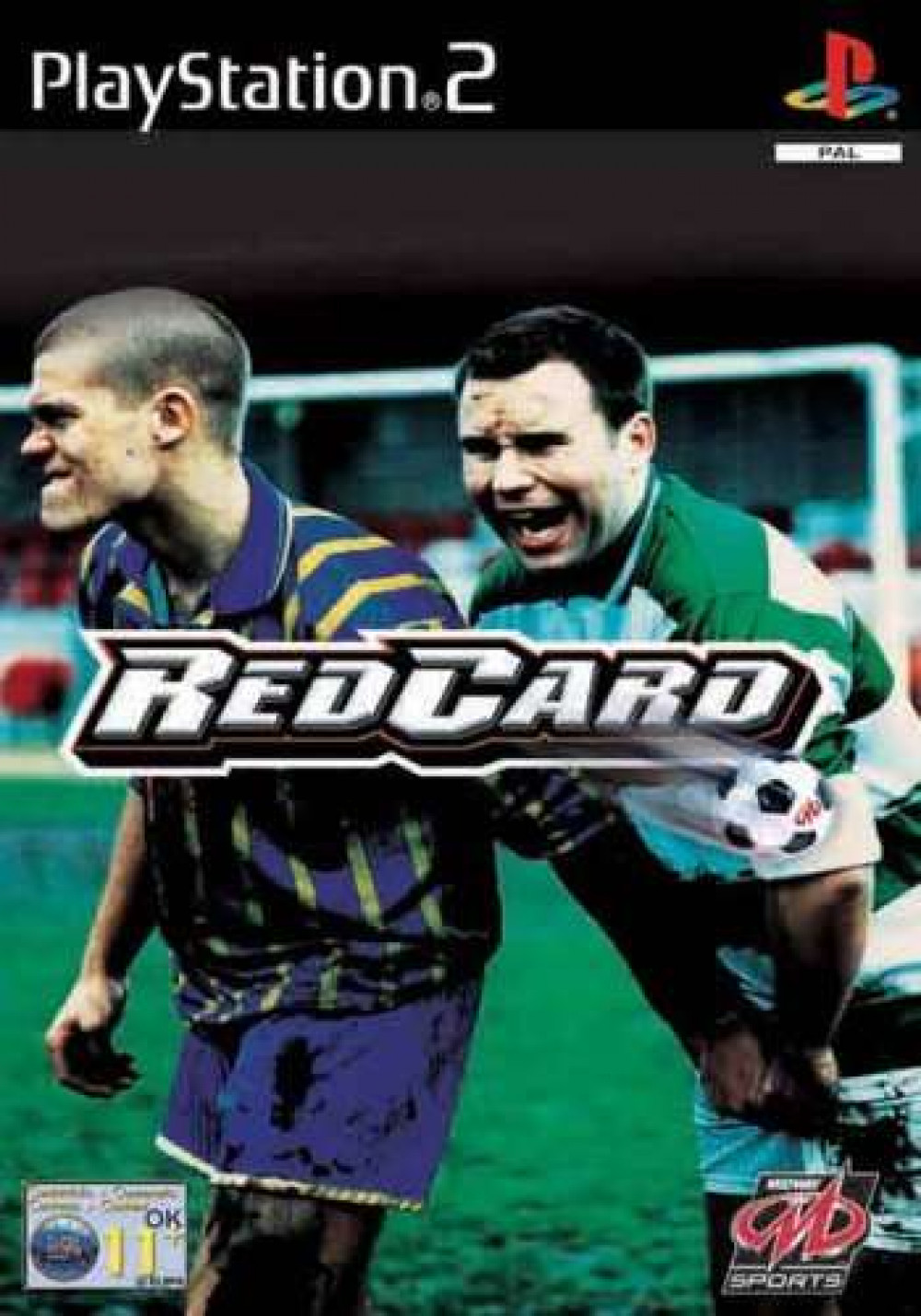 PS2 RedCard