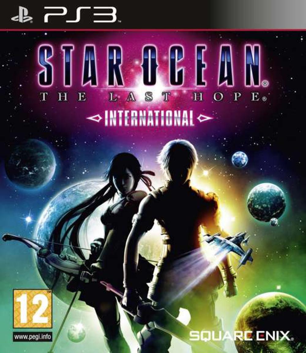 PS3  STAR OCEAN THE LAST HOPE INTERNATIONAL
