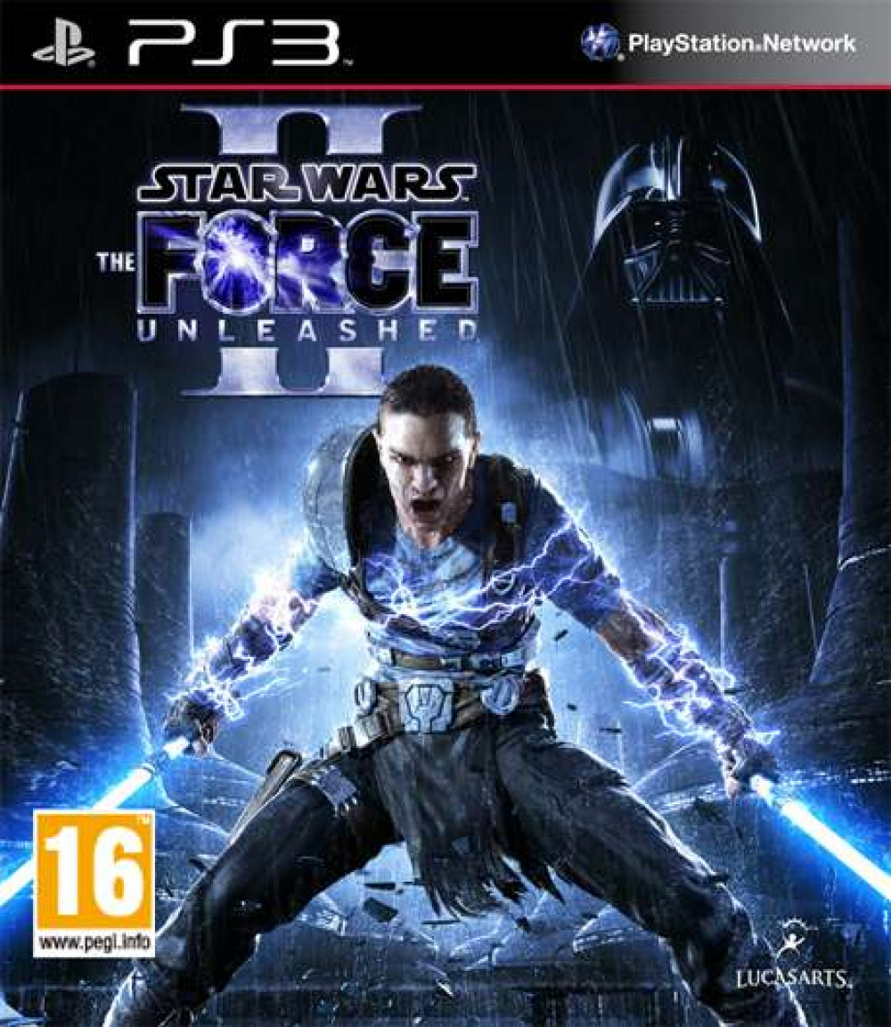 PS3 STAR WARS THE FORCE UNLEASHED II 2