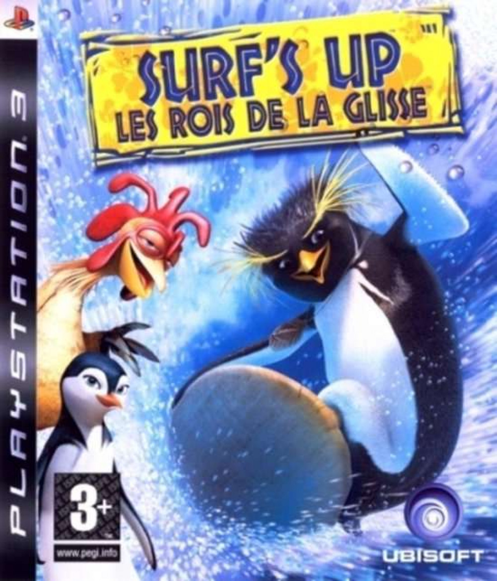 PS3 Surf's Up