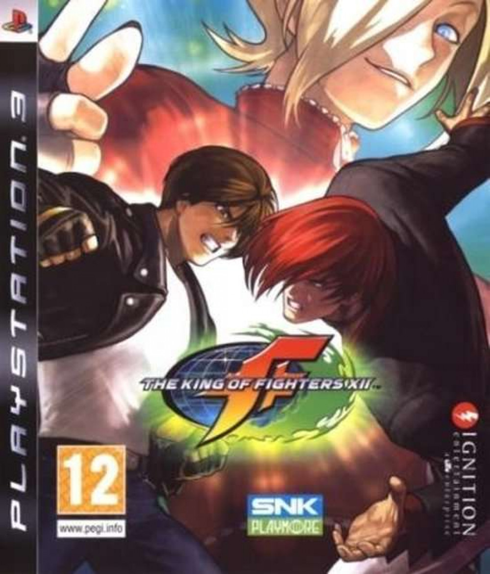 PS3 The King of Fighters XII