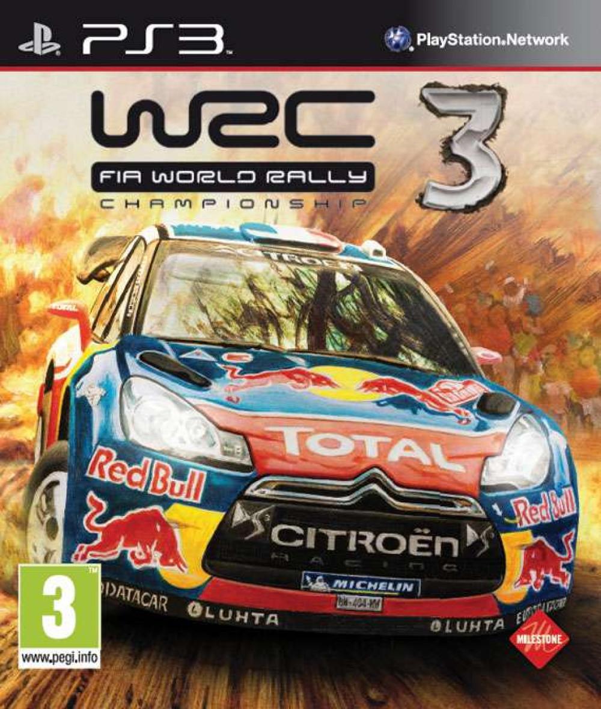 PS3 WRC 3