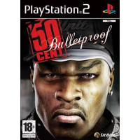 PS2 50 Cent Bulletproof