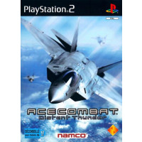 PS2 Ace Combat Distant Thunder