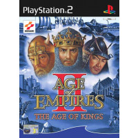 PS2 Age of Empires II (2) The Age of Kings