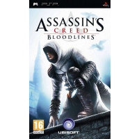 PSP Assassin's Creed Bloodlines