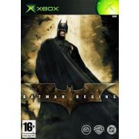 XBOX Batman Begins