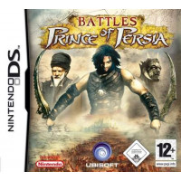 DS Battles of Prince of Persia (no manual)