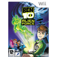 Wii Ben 10 Protector of Earth (no manual)