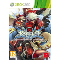 XBOX 360 BlazBlue Continuum Shift