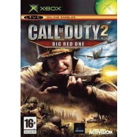 XBOX Call of Duty 2 Big Red One