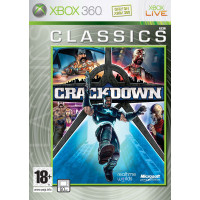XBOX 360 Crackdown Classics