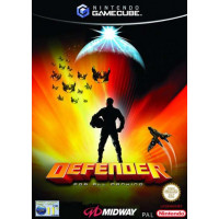 Gamecube Defender (no manual)