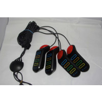 PS3 4 x Wired Official Buzzers voor PS2 / PS3