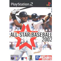 PS2 All-Star Baseball 2002 PS2 (no manual)