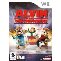 Alvin And The Chipmunks Wii