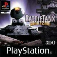 PS1 Battle Tanx Global Assault (zonder cover)