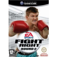 Gamecube Fight Night Round 2