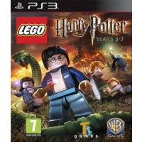 PS3 Lego Harry Potter Years 5–7 (zonder boekje)