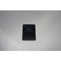 PS2 Memory Card 8MB (zwart)