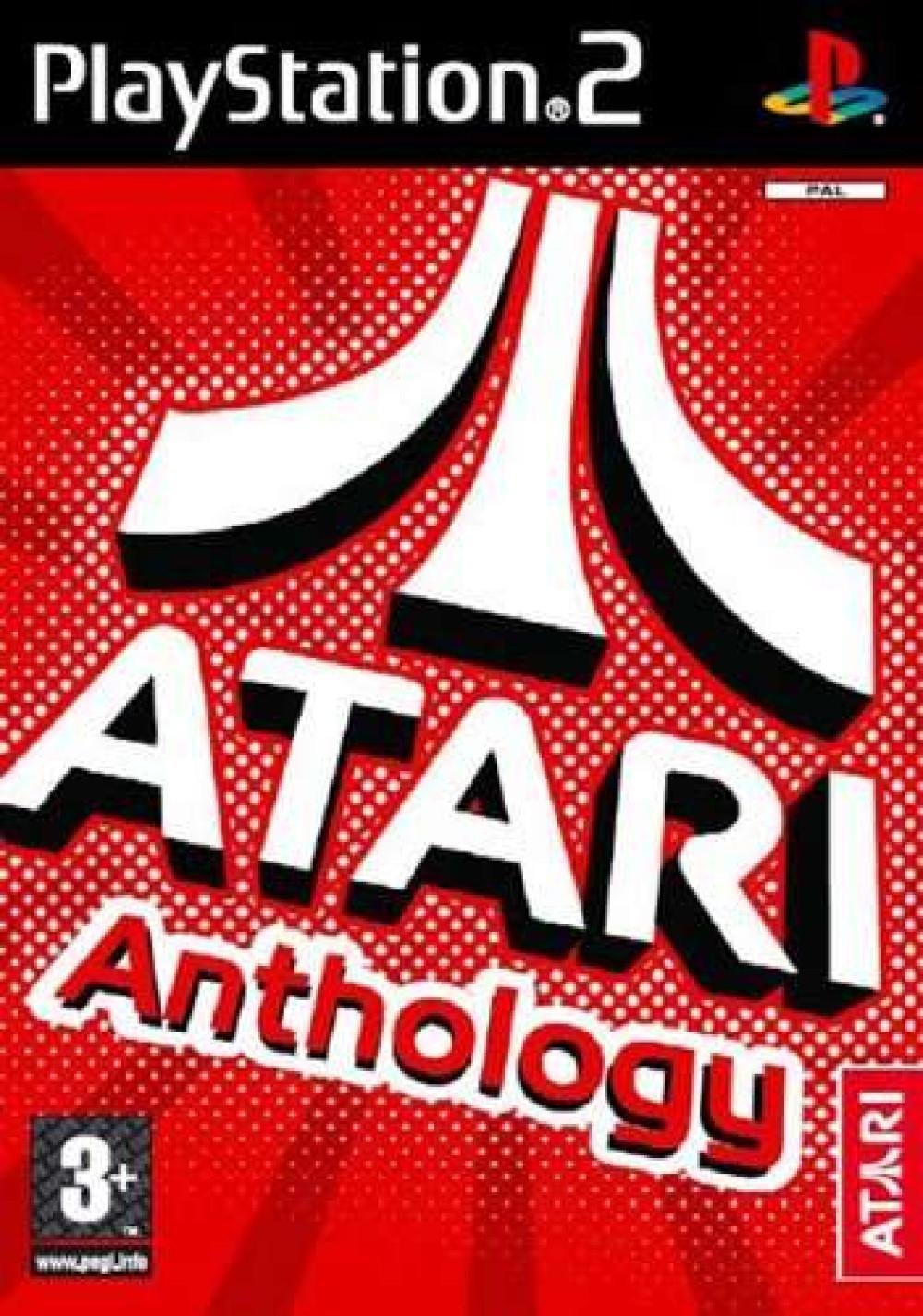 Atari Anthology PS2
