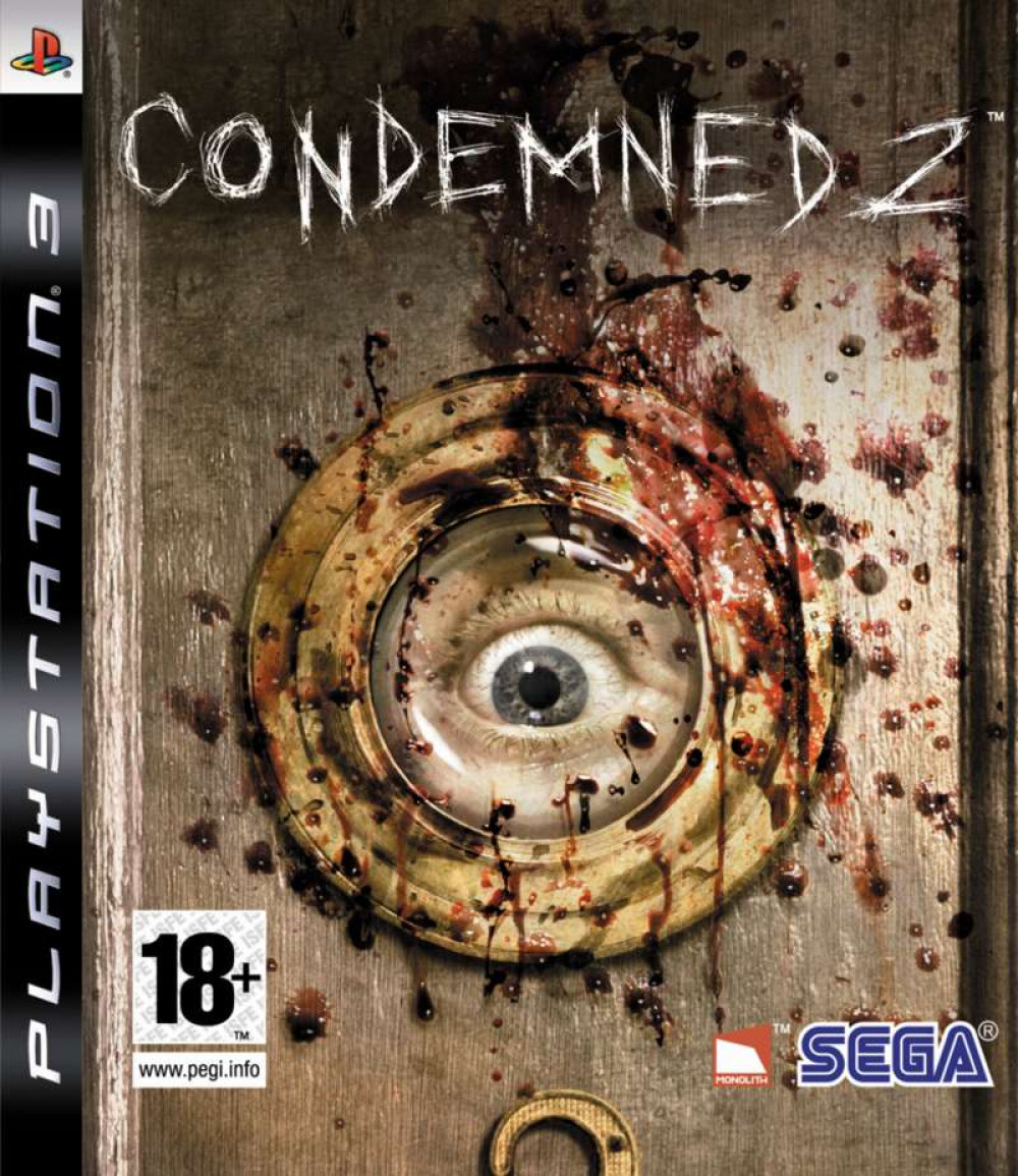 Condemned 2 Bloodshot PS3